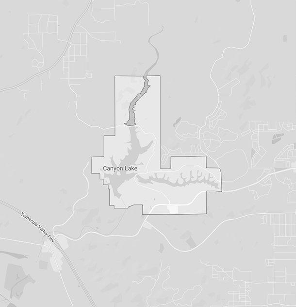 Riverside air conditioner, Riverside HVAC, Corona air conditioner, Corona HVAC, Temecula air conditioner repair, Temecula HVAC, Canyon lake map